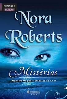 Resultado de imagem para mistérios Nora Roberts