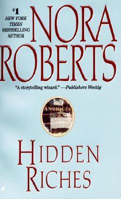 Nora Roberts - hidden riches